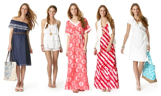 Calypso St Barth for Target Lookbook Collection