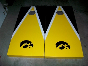 Hawkeyes boards