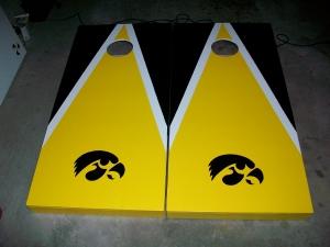 Hawkeyes boards
