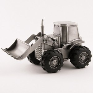 Front Loader Tractor Bank