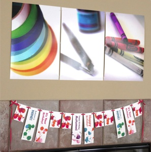 arts and painting_birthday party