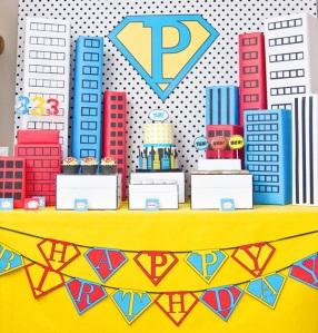 super hero_birthday party
