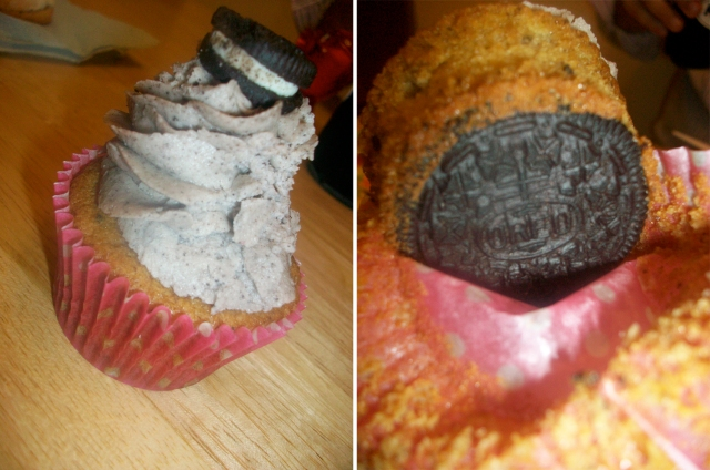 FancyPants cupcakes