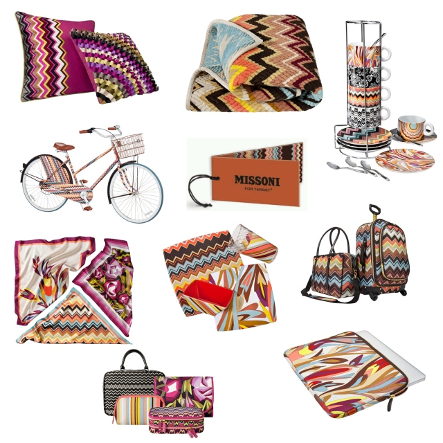 Missoni for Target home