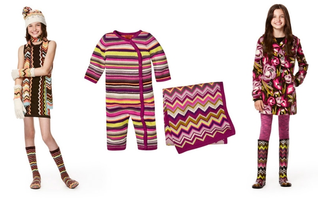 Missoni for Target kids