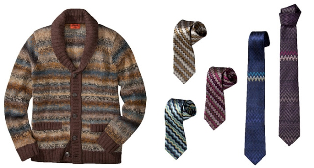 Missoni for Target men