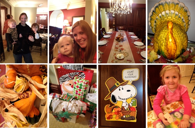 Thanksgiving at T.Hill