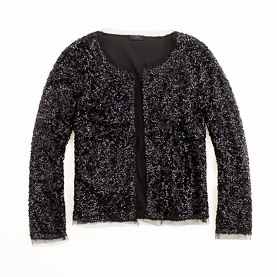 J.Crew Factory starry night cardigan