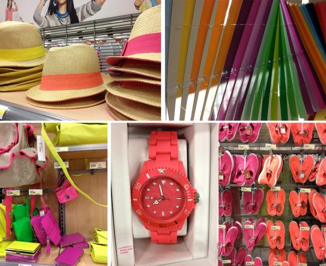 Neon at Target