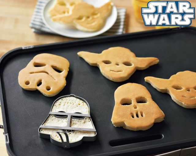 StarWarsPancakeMolds