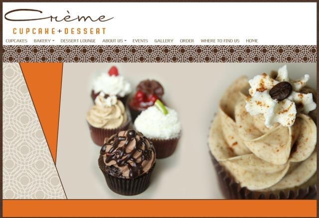 Creme Cupcake