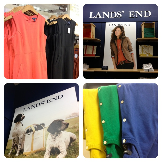 Fall fashion Lands' End