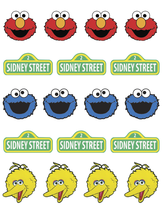 Sidney Street printable 6