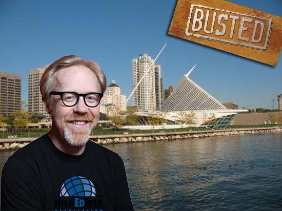 Milwaukee is busted