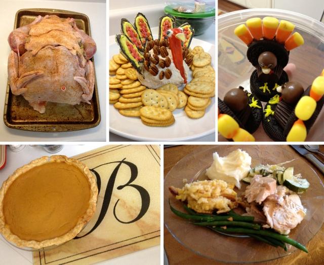 Turducken eats and treats