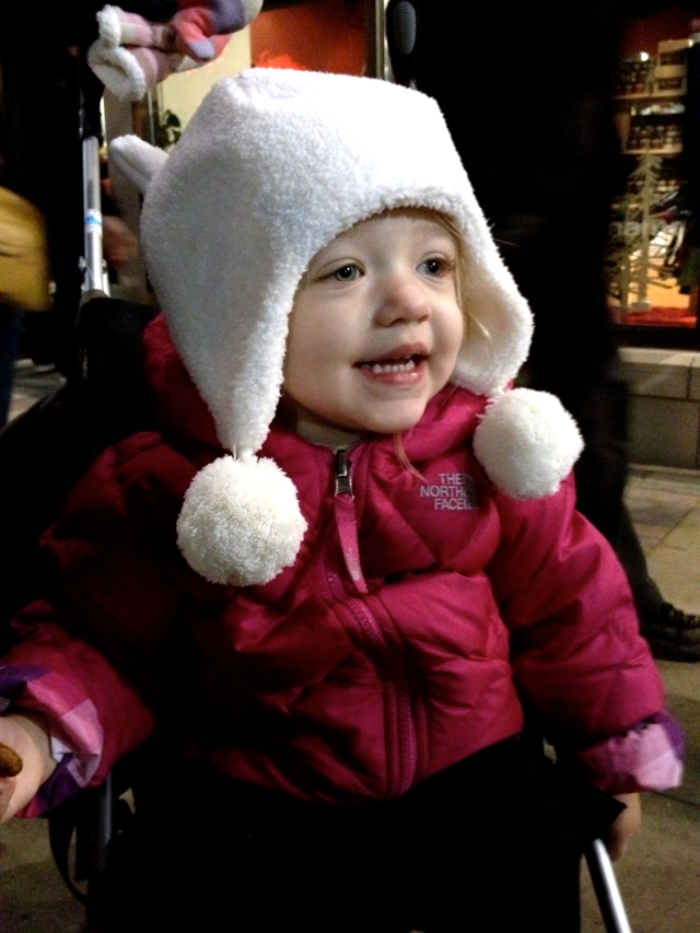 Bean at East Village Holiday Promenade