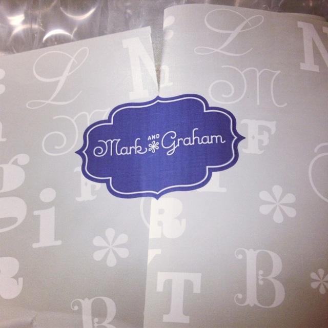 Mark & Graham hostess gift