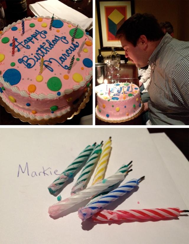Marcus birthday 29