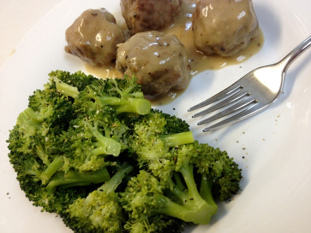 Swedish Meatballs photo