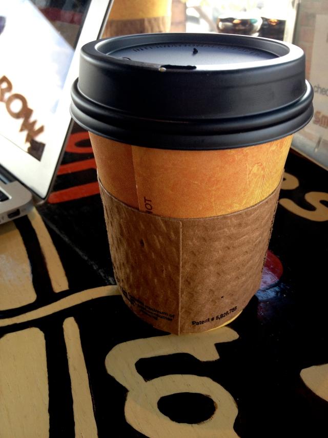 SmoRow latte date
