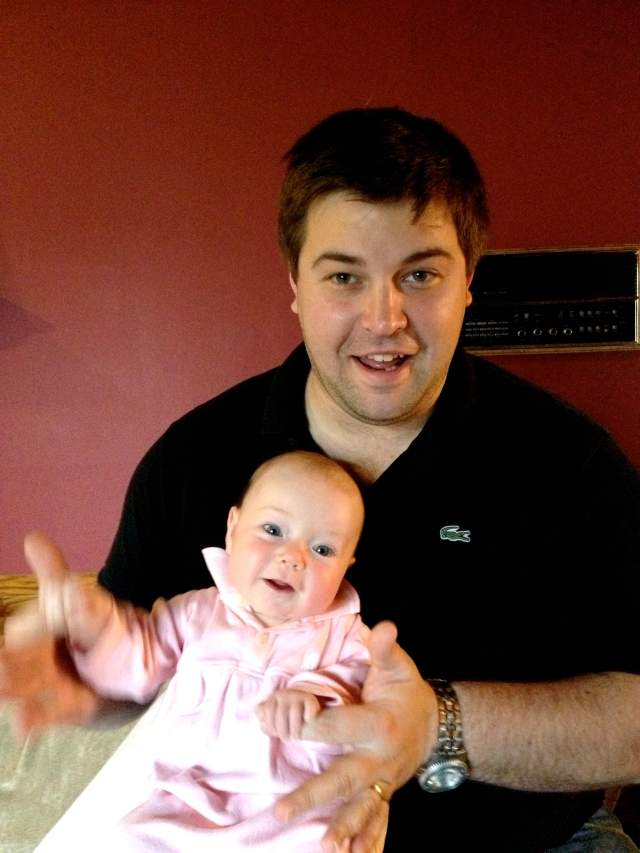Uncle Markie + Stella