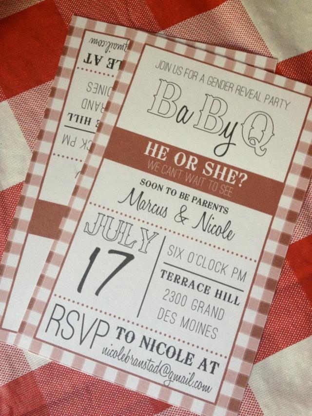 BaByQ invitation