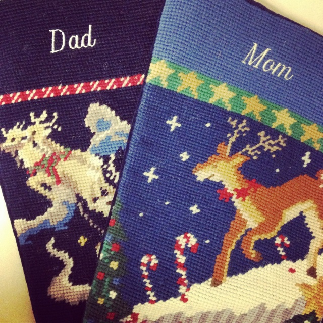New Lands End stockings
