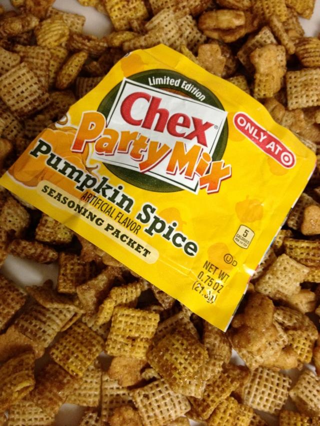 Chex Mix Pumpkin Spice