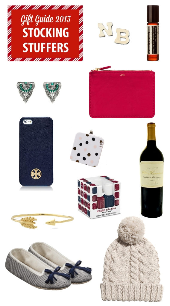 gift guide 2013: stocking stuffers