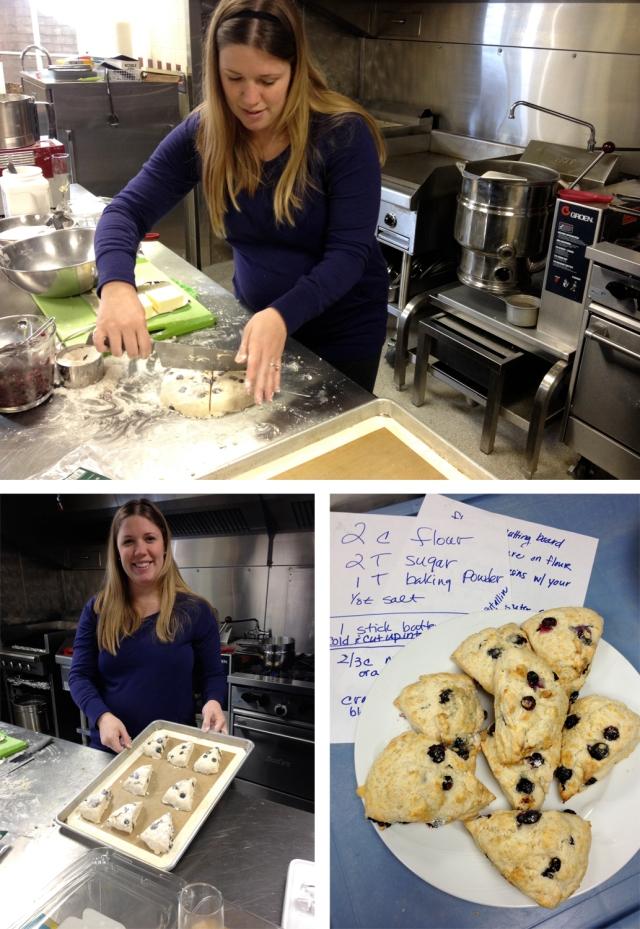 Scone baking 101