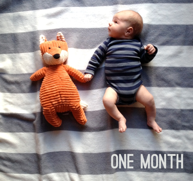 Everett: one month