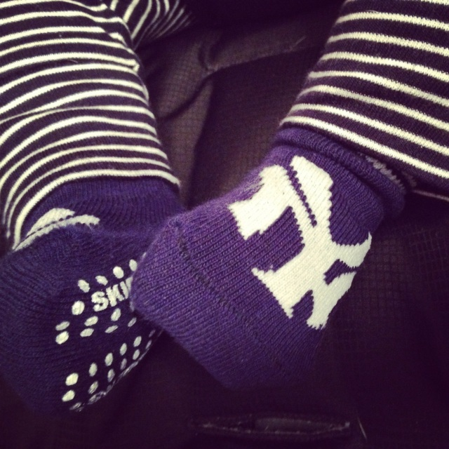 Yankee feet