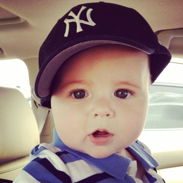 Everett Yankees cap
