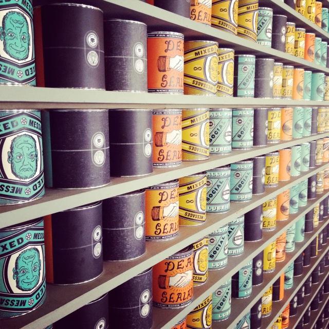 Pinewood Social: cans