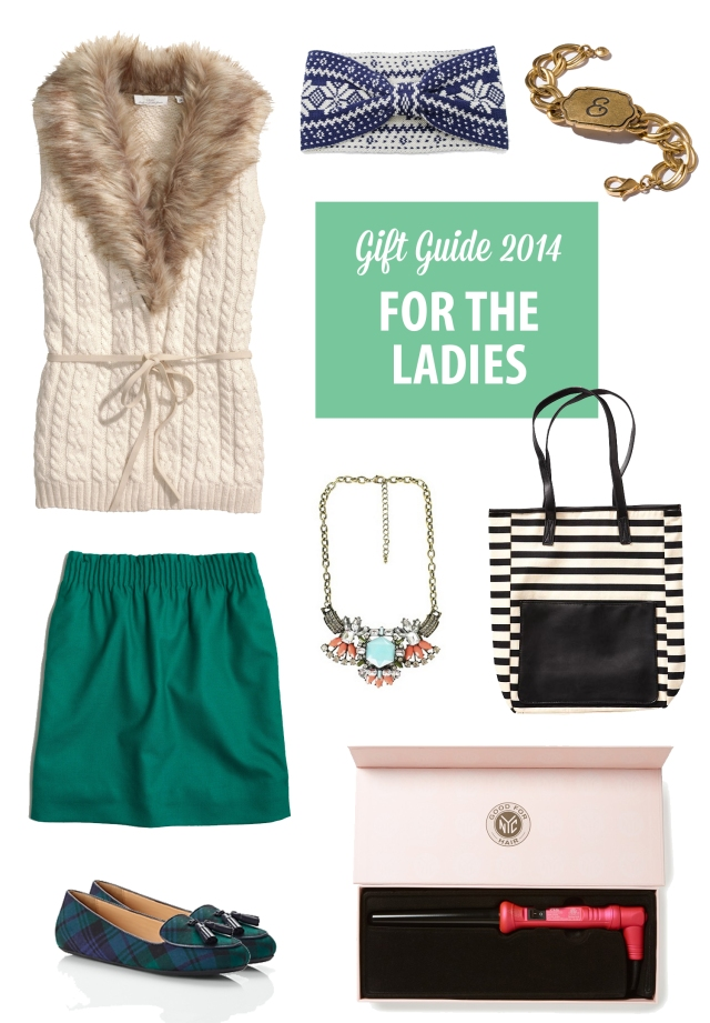 2014giftguideForTheLadies