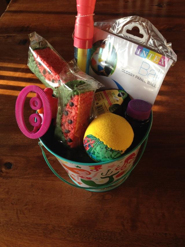 May Day 2015 - basket 1