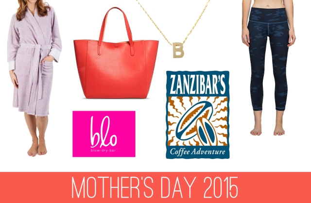 Gift guide: Mothers Day 2015