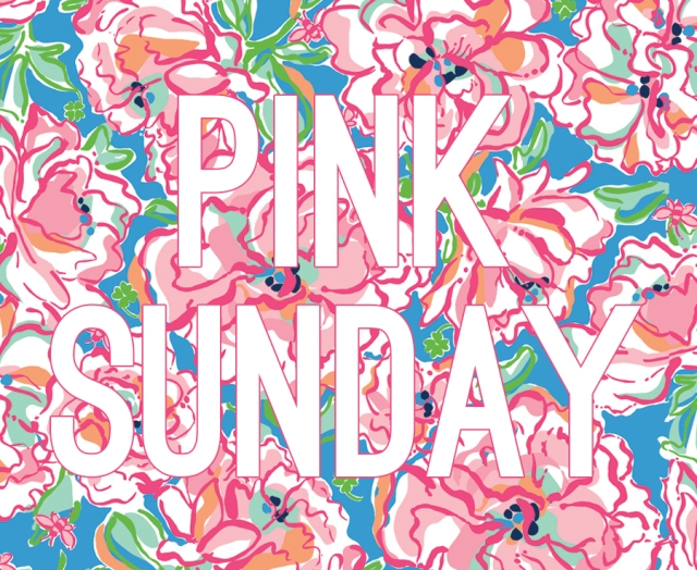 PinkSunday