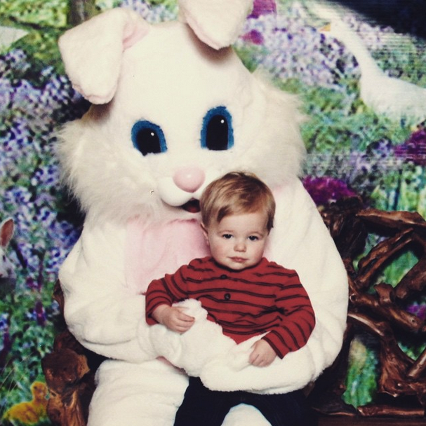 Easter Bunny 2015