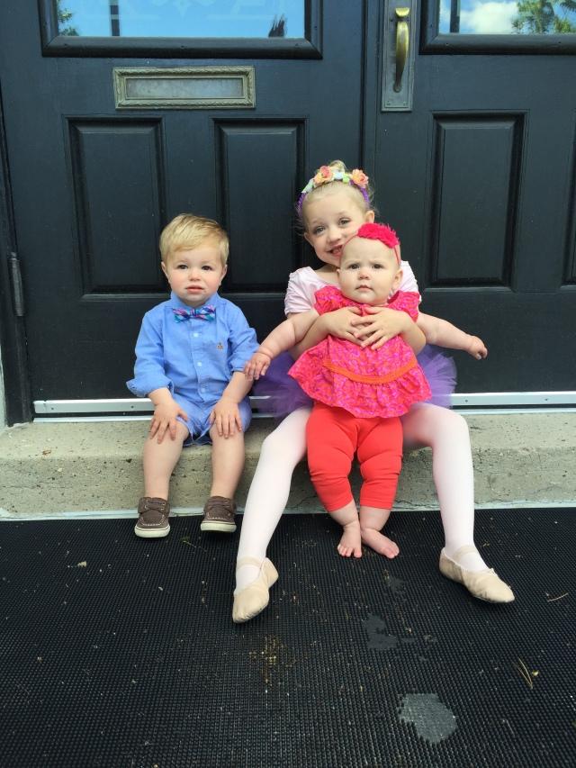Haas grandkids 2015