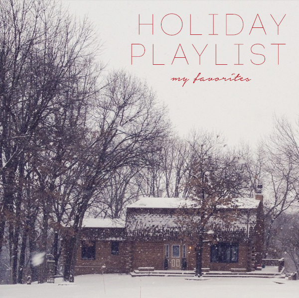 2015 holiday playlist