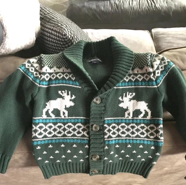 TargetMooseSweater