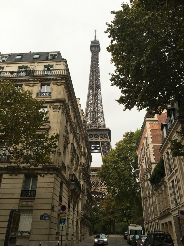 France 2015: Eiffel Tower