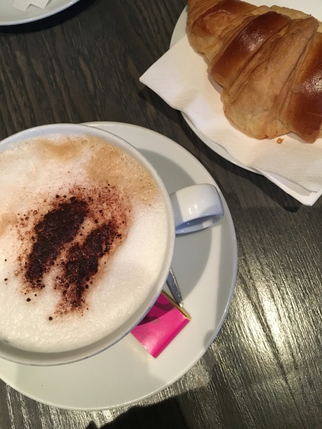 France 2015: cappucchino