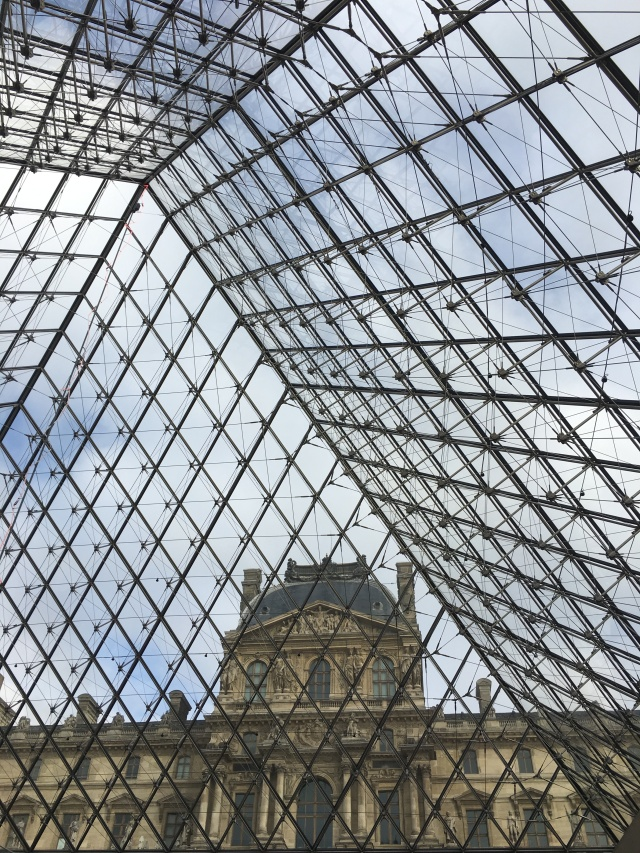 France 2015: Louvre inside