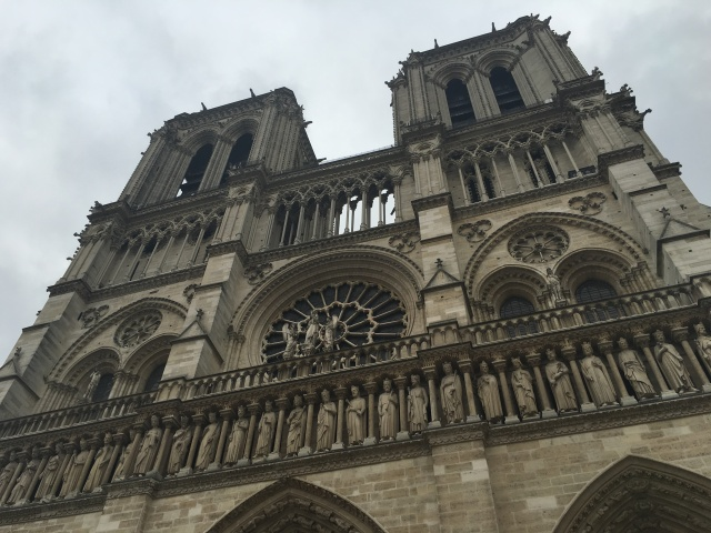France 2015: Notre Dame