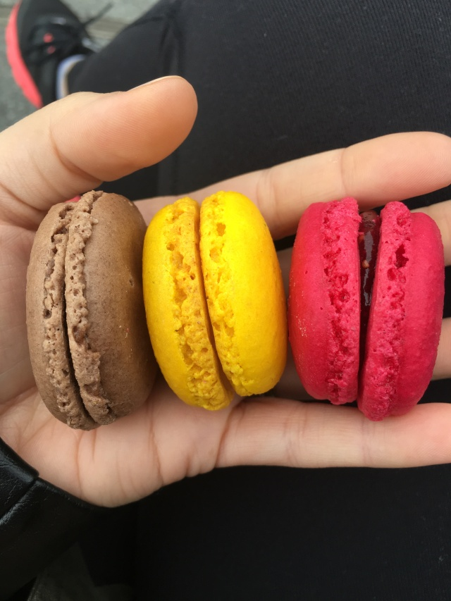 France 2015: Macaroons