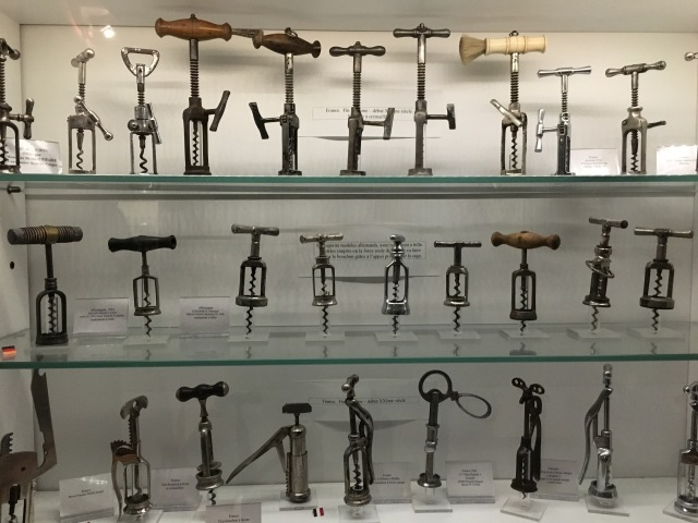 France 2015: corkscrew museum