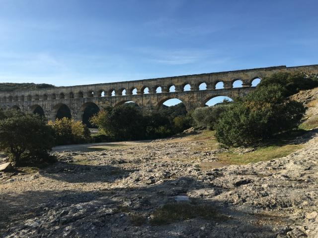 France 2015: Pond du Gard