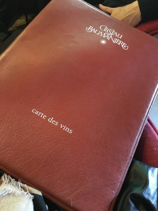 France 2015: oustau wine book